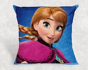 Almofada Personalizada para festa Frozen - O Reino do Gelo 004