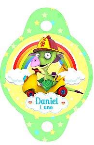 Tag para canudinho Draco Baby TV