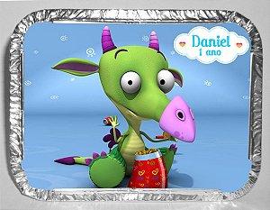 Marmitinha personalizada Draco Baby TV