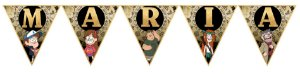 Bandeirinha Personalizada Gravity Falls