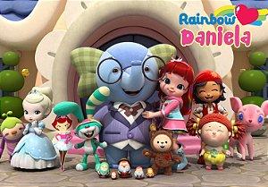 Painel TNT Rainbow Ruby 001