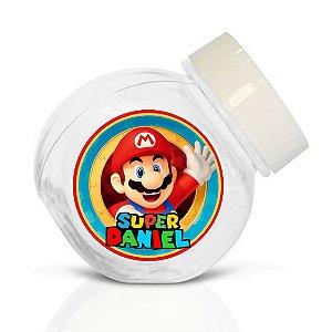 Embalagem com 40 adesivos baleirinho Super Mario