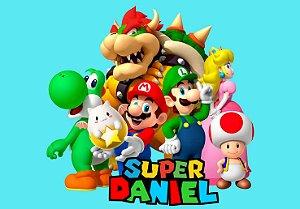 Painel TNT Super Mario 004
