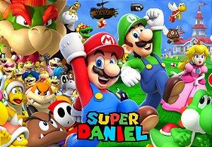 Painel TNT Super Mario 001