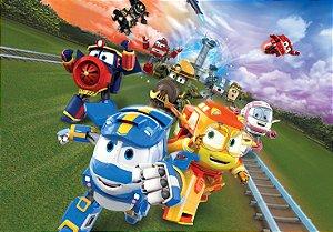 Painel TNT Robot Trains 006