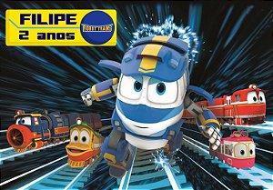 Painel TNT Robot Trains 004