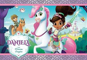 Painel TNT Nella, uma Princesa Corajosa 001