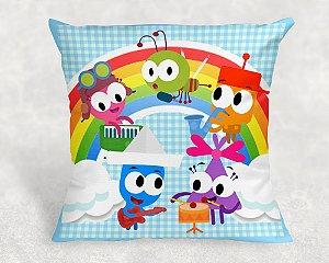 Almofada Personalizada para festa Baby TV Choopies