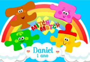 Painel TNT Baby TV Mitch Match 2