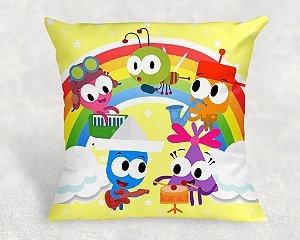 Almofada Personalizada para festa Baby TV Choopies 2
