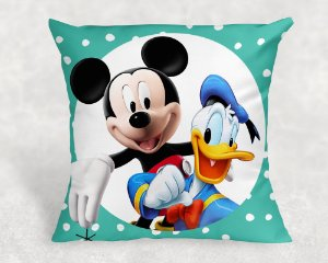 Almofada Personalizada para festa Minnie e Margarida Loja De Laços para meninos
