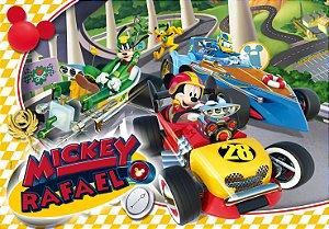 Painel TNT Mickey Aventura sobre Rodas 001