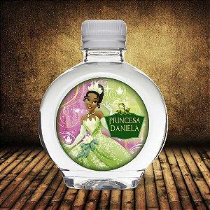 Adesivo para àgua Ouro Fino Princesa Tiana - Princesa e o Sapo