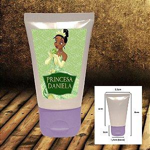 Adesivo para Bisnaga Plástica 30gr Princesa Tiana - Princesa e o Sapo
