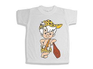 Camiseta Infantil Bam Bam