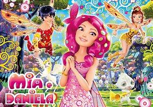 Painel TNT Princesa Mundo de Mia 1