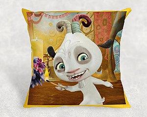 Almofada Personalizada para festa Mundo de Mia 2