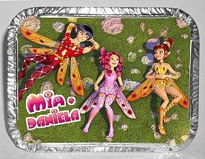 Marmitinha personalizada Mundo de Mia