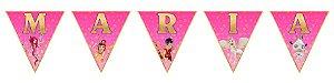 Bandeirinha Personalizada Mundo de Mia