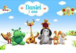 Painel TNT Baby TV 5