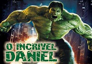 Painel TNT O Incrível Hulk