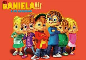 Painel TNT ALVINNN!!! e os Esquilos 2