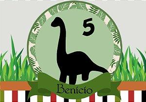 Painel TNT Dinossauros