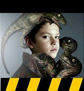 Montagem Jurassic Park