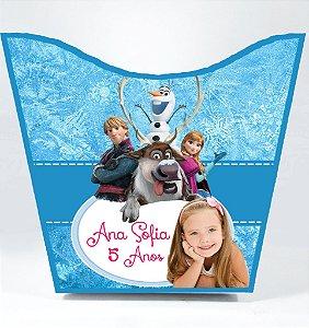 Cachepô personalizado Frozen