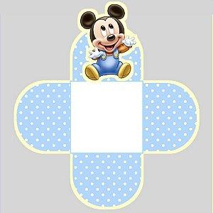 Arte para forminha personalizada para doces Baby Disney