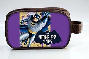Arte para necessaire personalizada do Batman