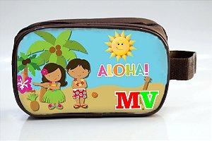 Arte para necessaire personalizada Havaiana