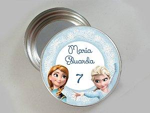 Embalagem com 20 adesivos Frozen 002