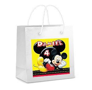 Adesivo de sacola Mickey
