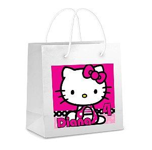 Arte para sacola Hello Kitty