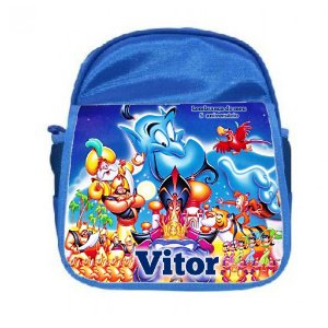 Arte para mochila personalizada Aladin
