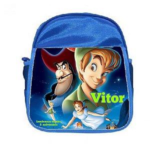 Arte para mochila personalizada Peter Pan