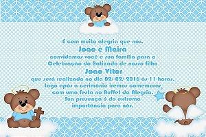 Convite digital personalizado Batizado 016