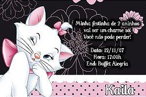 Convite digital personalizado da Gatinha Marie 004