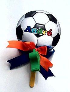Convite Personalizado Bola de Futebol
