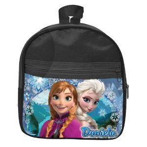 Mochila personalizada Frozen - O Reino do Gelo