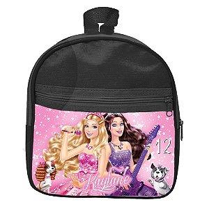 Mochila personalizada Barbie Popstar