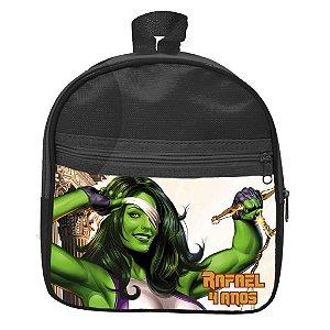 Mochila personalizada She-Hulk