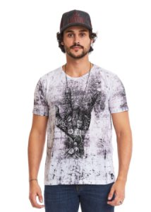 Camiseta Estampada - Rocka