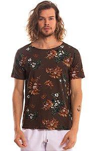 Camiseta Estampada Algodão 30.1 LaVíbora - Earth