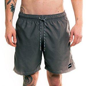Summer Shorts Básico - Cinza