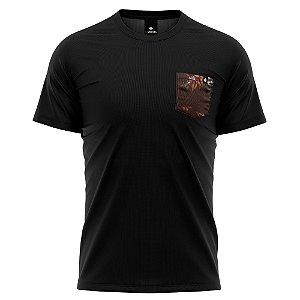 Camiseta Bolso Estampado LaVíbora - Earth