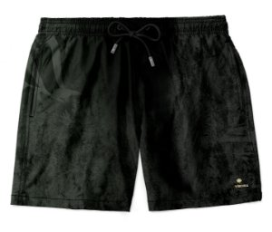 Shorts Praia Masculino Estampado LaVíbora - Dark