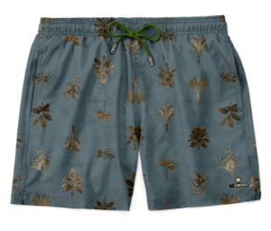 Shorts Praia Masculino Estampado LaVíbora - Estonada
