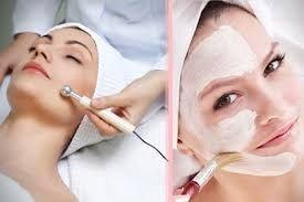 Peeling de Diamante com Máscara Clareadora